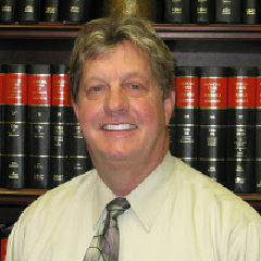 Georgia Civil and Criminal Attorney Russell T. Bryant in His Office